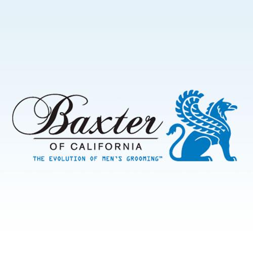 baxter mens hair salon products