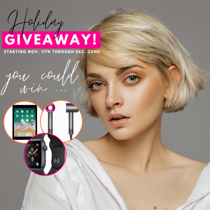 Wilson's - Holiday Giveaway